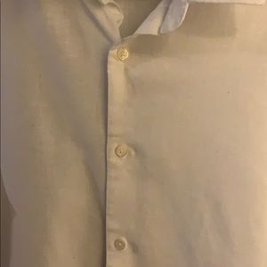 Banana Republic Shirts - Banana Republic linen blend shirt